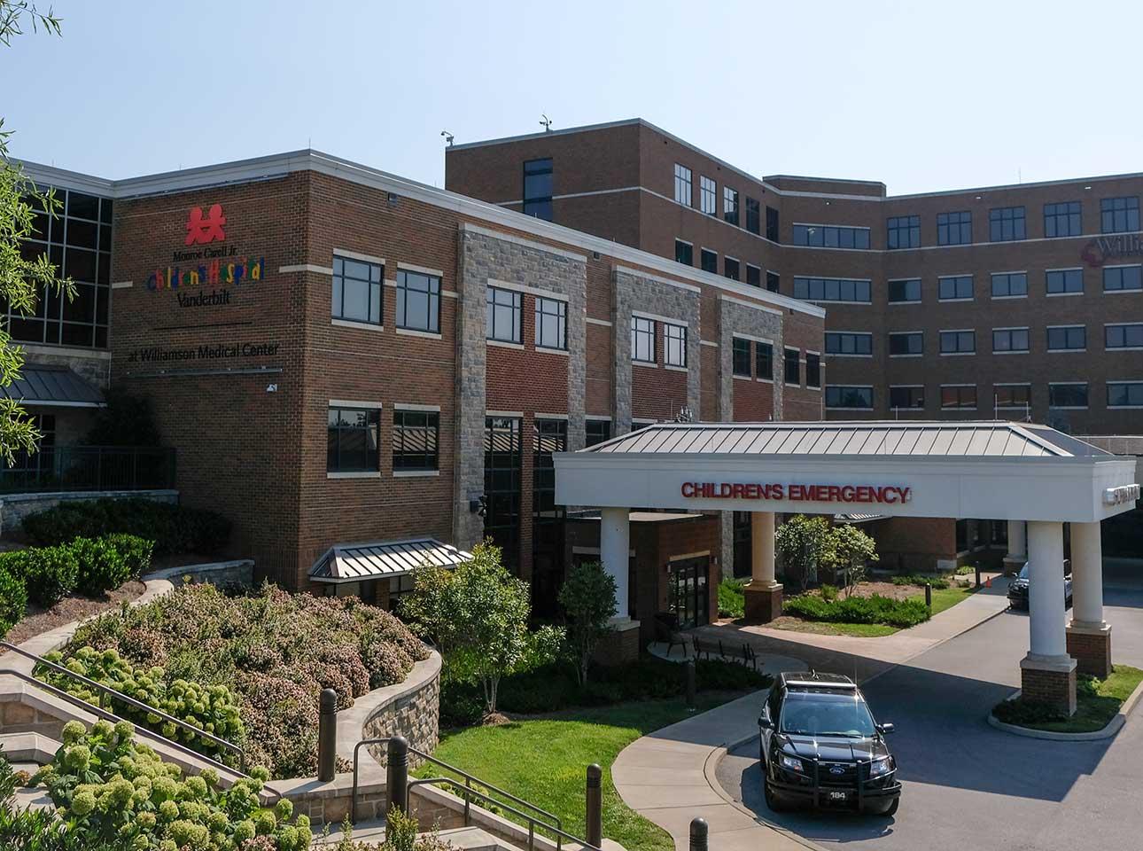 Welcome Vanderbilt Wilson County Hospital